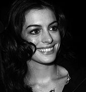 anne Hathaway in 2008