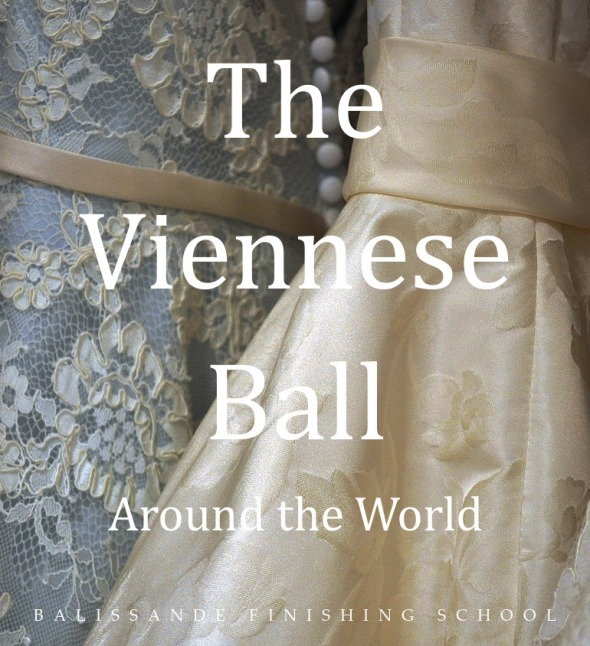ball gown - The Viennese Ball