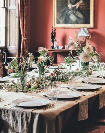 the dinner table: an anecdote